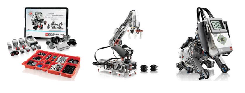 机器人编程让孩子快乐的获取知识