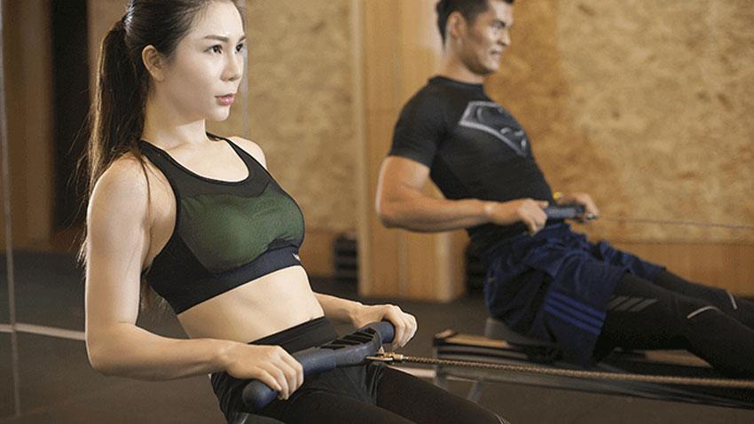 深圳银力健身培训机构