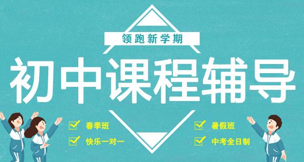 杭州初中课程辅导