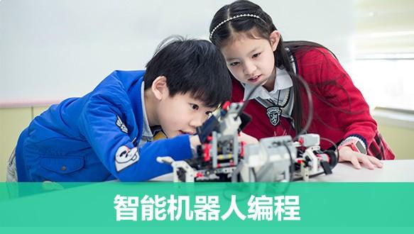智能机器人编程课程