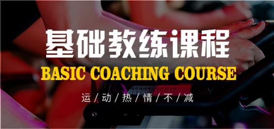 基础教练课程