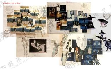 艺术设计作品集课程