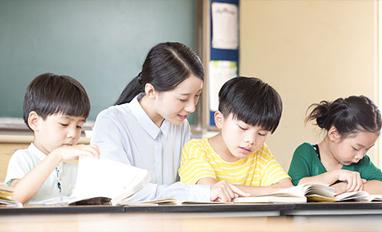 7-10岁ABC进阶英语培训课程