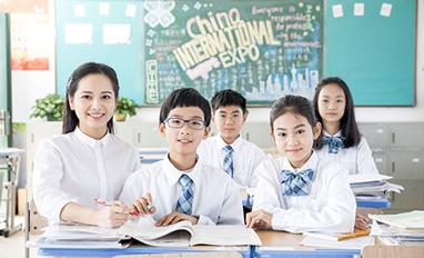 10-13岁ABC新概念英语(四至七年级)