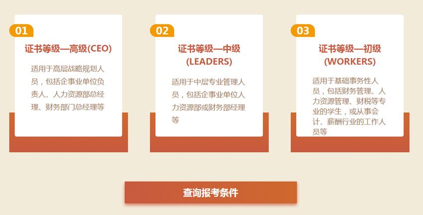 2020年北京薪税管理师