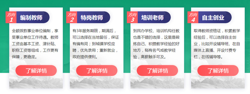 2020年山东教师资格考试