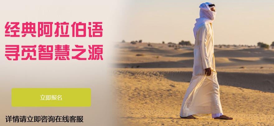 杭州欧风阿拉伯语培训