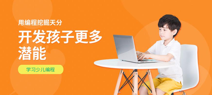 杭州市少儿编程培训-童程童美
