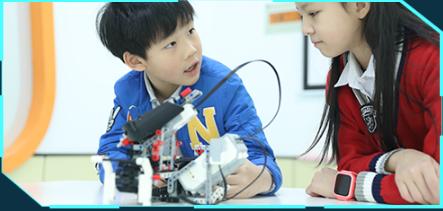 武漢少兒智能機器人編程體驗課