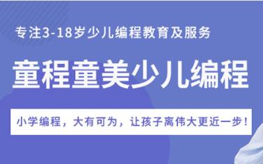 廣州少兒編程輔導機構