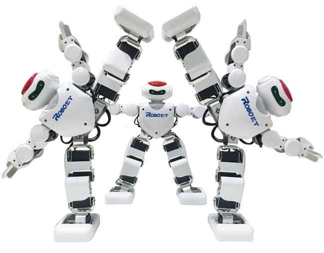 上海樂博人形機器人培訓-(12-16歲)