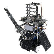 南京少儿单片机机器人培训-(8-12岁)