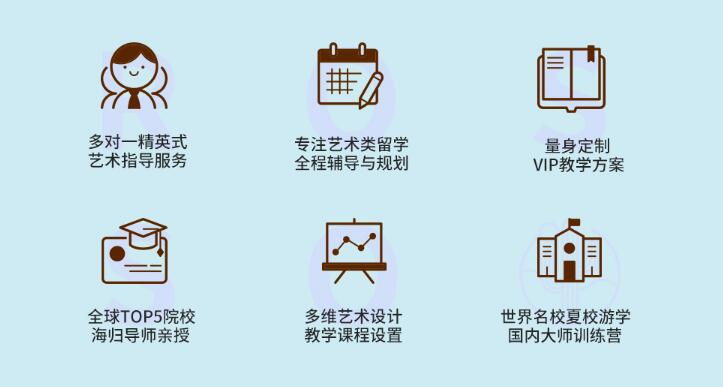 杭州名校藝術背景提升課程去哪學