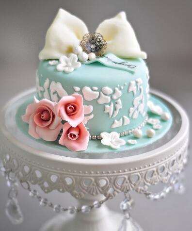 翻糖蛋糕课程