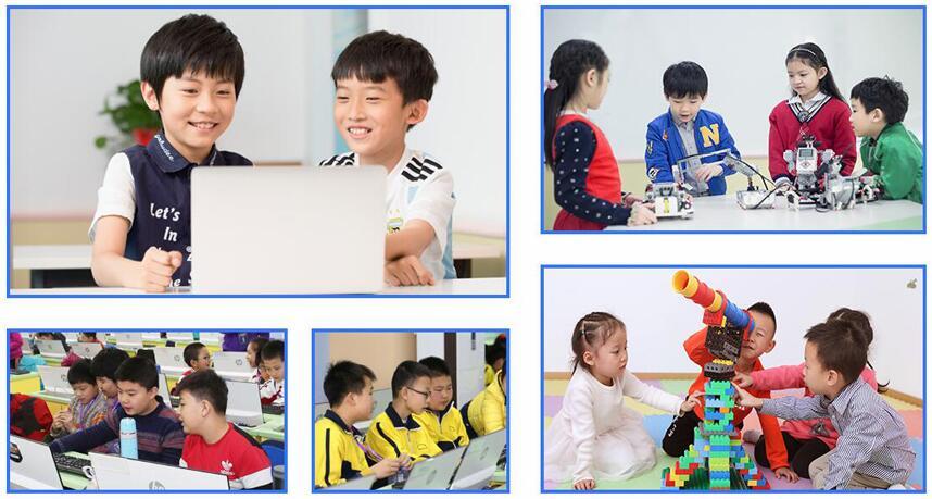 徐州小孩学机器人选童程童美