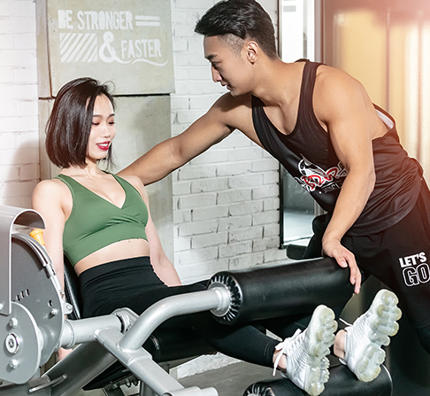 大连567GO健身教练基础体适能训练课程