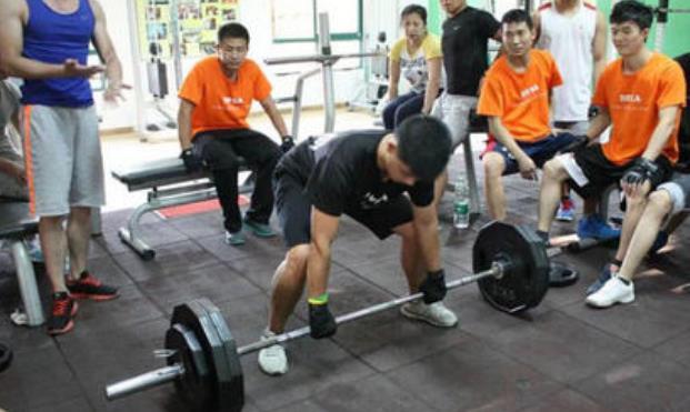深圳教学好的私人健身培训机构
