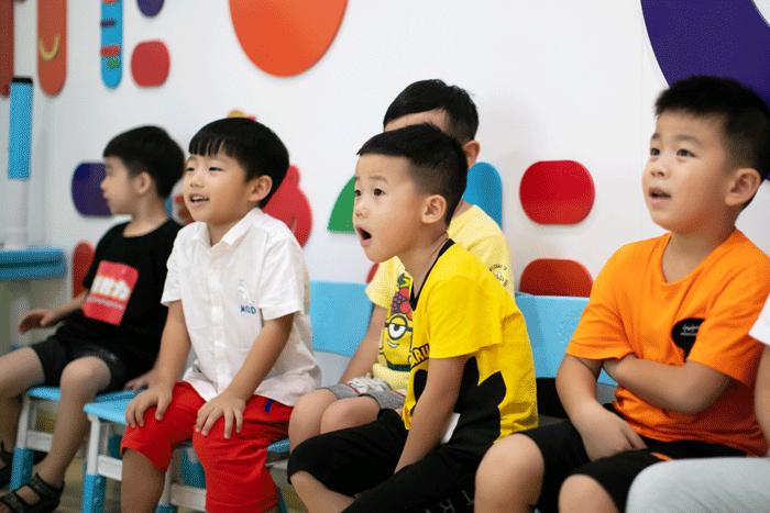 上海7-9岁少儿英语提升课程
