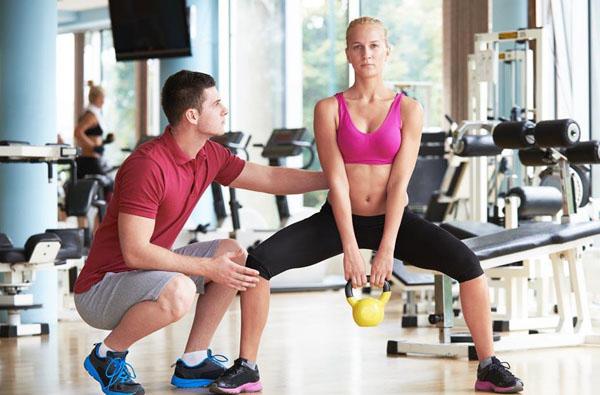 重庆教学好的健身教练培训班