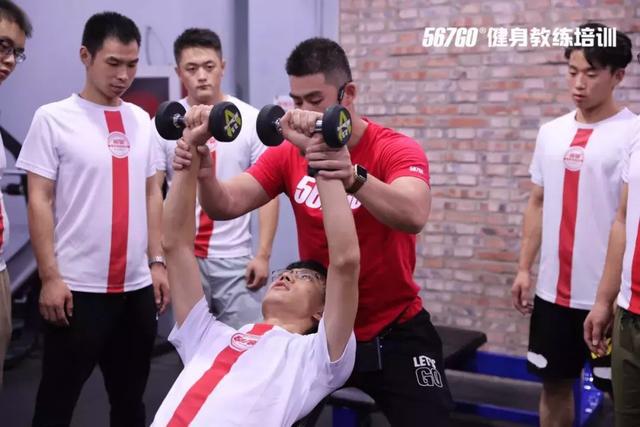 大连哪有职业健身教练培训班