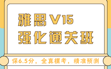 大连汇维雅思6.5分强化班