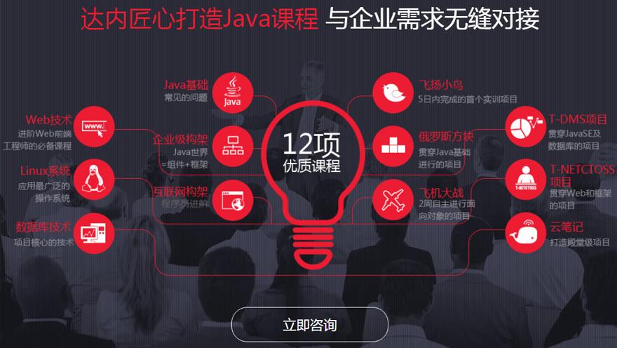 广州想找java工作哪里可以学