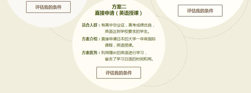 来新通私人定制你的日本留学申请方案