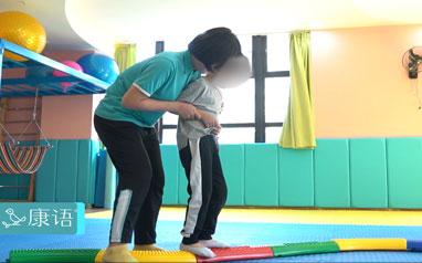 南京儿童感觉统合课