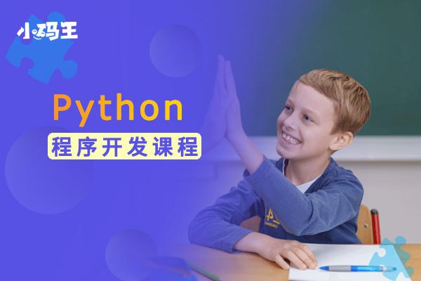Python程序开发课程