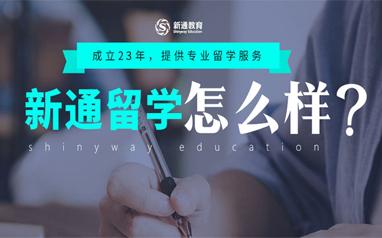 北京新通留学怎么样