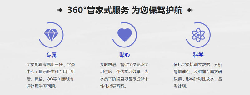 濱州優路教育貼心服務