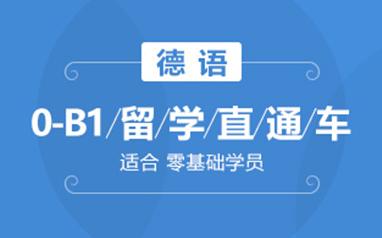 武漢德語 0-B1留學直通車