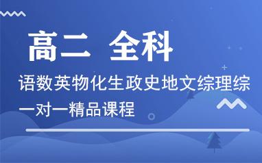 重慶高二一對一全科文化課輔導課程