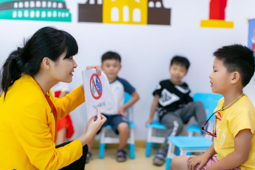 3-12少兒英語體驗課培訓班