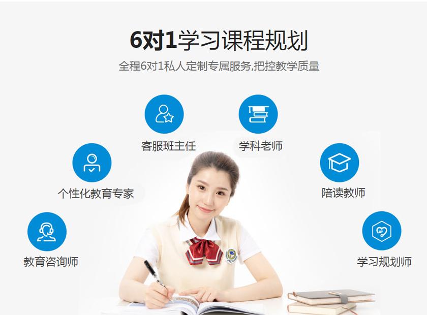 北京金博中高考沖刺全程6對1定制專屬服務,把控教學質量