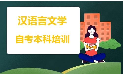 宁夏大学汉语言文学自考本科培训