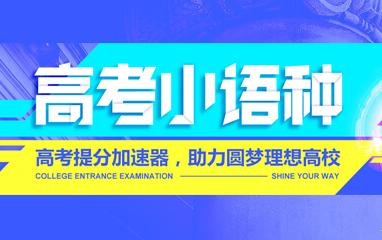 重庆新通高考小语种
