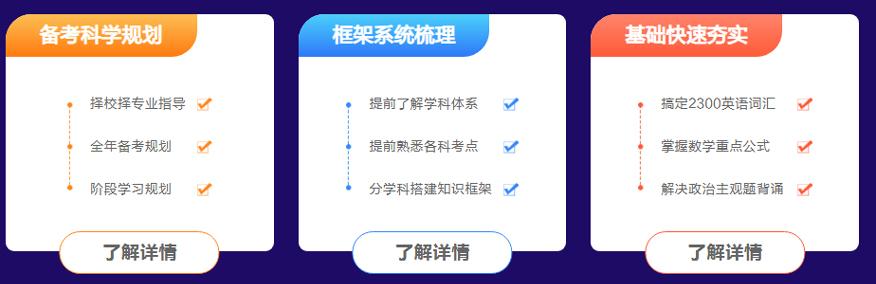 中公考研培训学校-全年考研集训营7