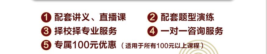中公考研培训学校-2022考研院长笔记3