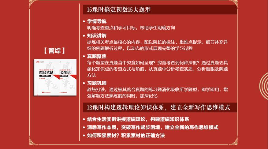 中公考研培训学校-2022考研院长笔记11