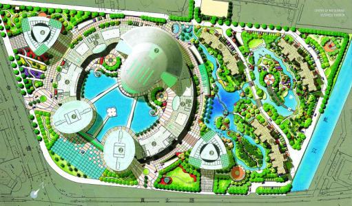 上海景观设计留学作品集培训哪家可靠