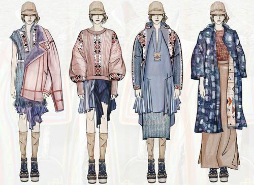 杭州服装设计留学推荐