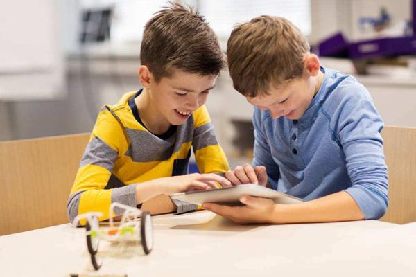 南昌孩子抵触学习电脑编程