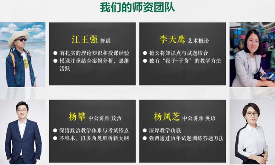 中公考研培训学校-22舞蹈类考研12