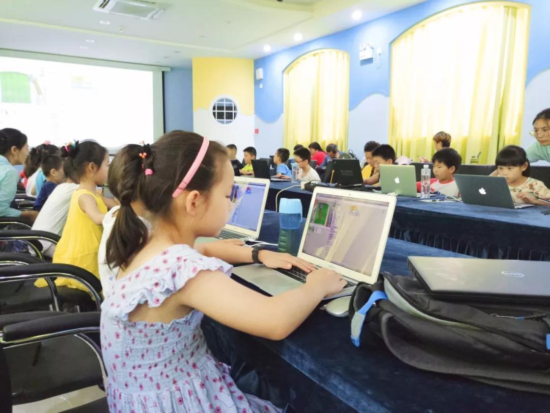 上海小孩子学习少儿编程去哪家学校
