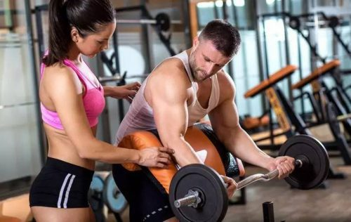 成都有实力的健身教练培训机构