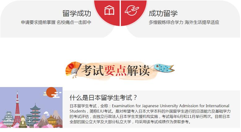 上海新东方前途出国培训学校-日本留学考试指导3