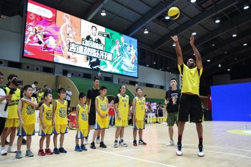 深圳少儿外教篮球培训班-动因体育
