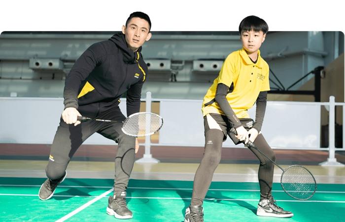 深圳少儿羽毛球培训班-动因体育