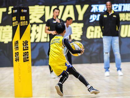 无锡少儿篮球培训班-动因体育